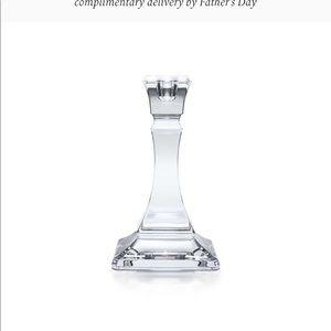 Tiffany & Co. square candlesticks
